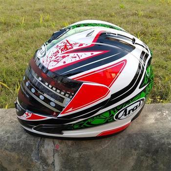 Hot Sale Motorcycle helmet full helmet ARAI helmet Motorcycle Full Face Helmet ECE blue ,Capacete/ Unisex ,Casco De Moto