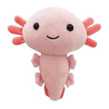 Axolotl pluszowa zabawka 20cm Kawaii Axolotl pluszowa zabawka wypchana lalka zwierzak dla dzieci prezenty na urodziny boże narodzenie Axolotl tanie tanio CN (pochodzenie) Tv movie postaci Pluszowe MATERNITY W wieku 0-6m 7-12m 13-24m 25-36m 4-6y 7-12y 12 + y 18 + Genius Lalka pluszowa nano