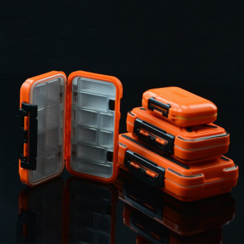 Waterproof Fishing Tackle Box - Fishing A-Z