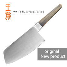 Kitchen knife stainless steel knife 8 inch high quality chef knife Japanese Santoku meat cleave cooking tools accessory tools стоимость