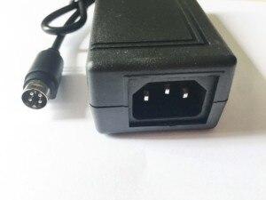 Image 3 - 100 V 240 V AC ל dc 12 V/5 V 2A עבור HDD מארז מקרה אספקת חשמל מתאם 4 פינים 2000mA 4PIN