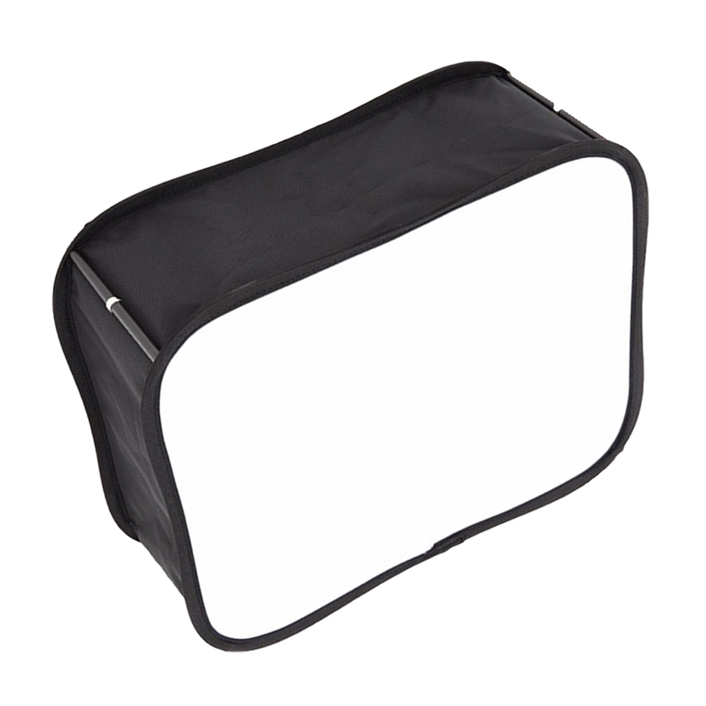 SB600 Flash Softbox Diffuser For YONGNUO <font><b>YN600L</b></font> YN300L Air LED Video Light Panel Foldable Soft Filter image