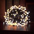 СВЕТОДИОДНЫЕ гирлянды водонепроницаемый декоративный Сказочный свет декорация внутри снаружи Diy гирлянды для рождественской вечеринки