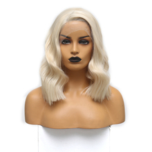 Charisma Short Wavy Heat Resistant Wigs Synthetic Lace Front Wig