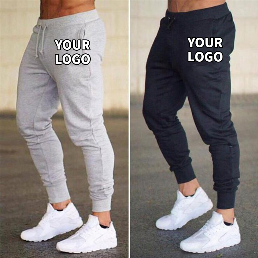 Your Own Design Logo Text Team Name Pants