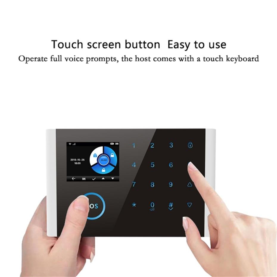controle remoto painel de toque inteligente casa 03