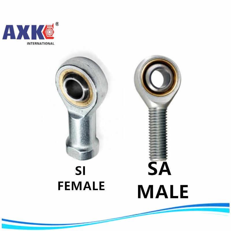M4M5M6M8M10M12M14 Female//Male Rod End Bearing Rose Joint Right//Left Hand Thread