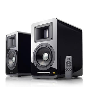 Speaker Subwoofer Bookshefl Airpulse A100 Remote-Control Active USB with XOMS Output-Apt-X