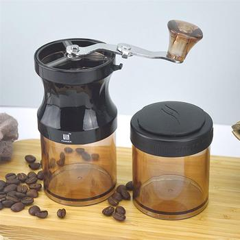 цена на Food Grinder Coffee Beans Box Manual Coffee Machine Multifunctional Grinder Durable Grain Coffee Beans Box for Home Kitchen