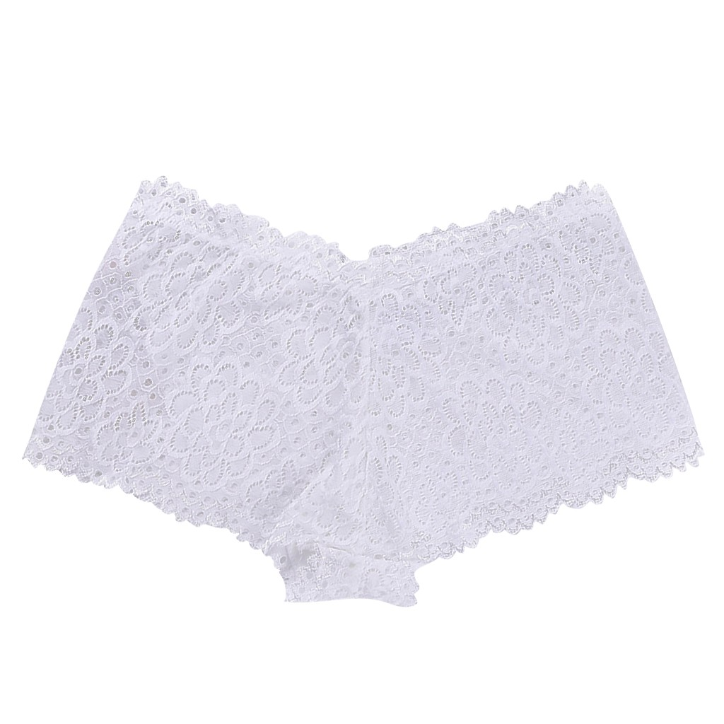 Sexy Lace Panties Women Fashion Cozy Lingerie Tempting Briefs High Quality Women''s Underpant Low Waist Intimates Underwear