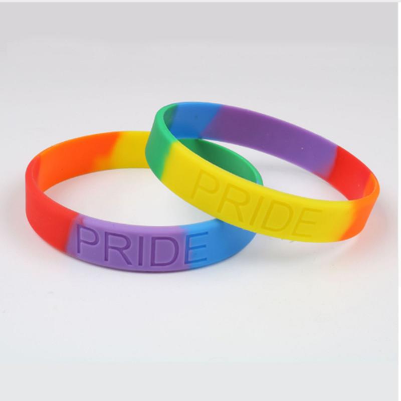 Gay pride rainbow bisexua lesbian (1)