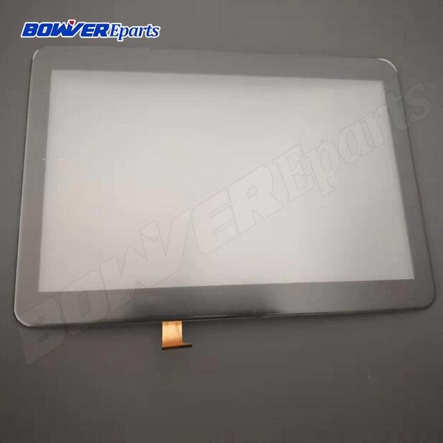 "10.1 ""Touch Screen Digitizer สำหรับ DIGMA Plane 1572N PS1187MG/1581 3G PS1200MG/Platina 1579/Dexp ursus L110, DP101514 F1 DP101514"