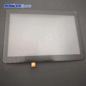 """Image 1 - 10.1 """"digitador da tela de toque para digma avião 1572n ps1187mg/1581 3g ps1200mg/platina 1579/dexp ursus l110, DP101514 F1 dp101514"""