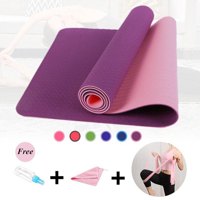 Fitness Yoga Mats