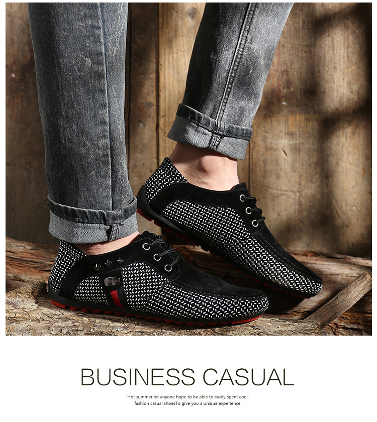 com rebite, calçados masculinos de marca modernos,
