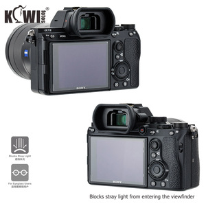 Image 3 - Camera Eyecup Viewfinder Eyepiece for Sony a7 a7 II a7 III a7R a7R II a7R III a7R IV a7S II a58 a99 II a9 II Replaces FDA EP18