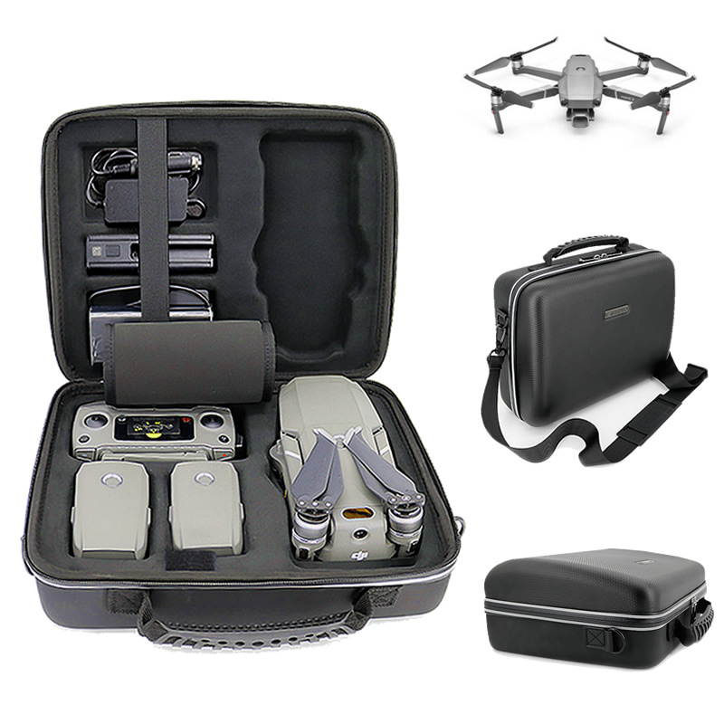 DJI MAVIC 2 High Quality Drone Bags Professiona Hardshell Carbon Fiber Waterproof Carrying Cases Box For DJI Mavic 2 Storage Box