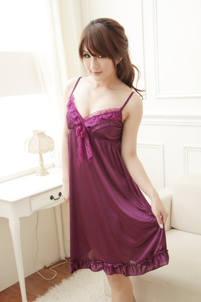 Summer Viscose Nightgown Women's Sexy Camisole Temptation Pajamas Summer Pajamas