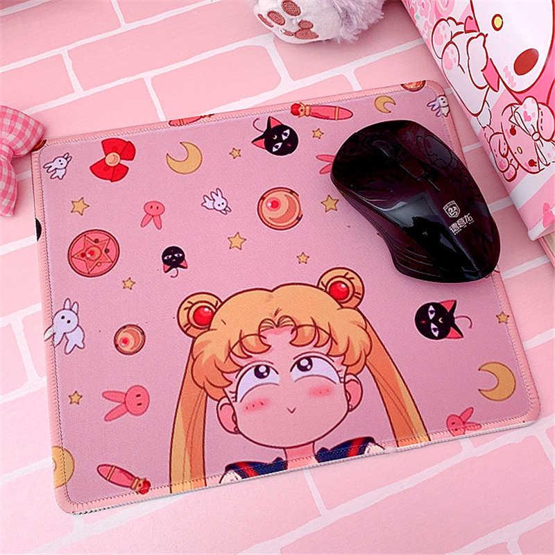 Sailor Moon Mouse Pad Cartoon Mouse Pad Anime Tsukino Usagi Mouse Pad Office Computer Desk Mat Schoolgirl Christmas Gift Costume Props Aliexpress