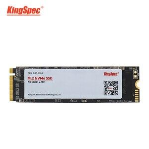 Image 2 - KingSpec M.2 SSD 500GB 512GB PCI e3.0X4 sygnał NVMe solidny dysk twardy HDD HD 22X80 SSD M2 wewnętrzny dysk twardy do laptopów tablety