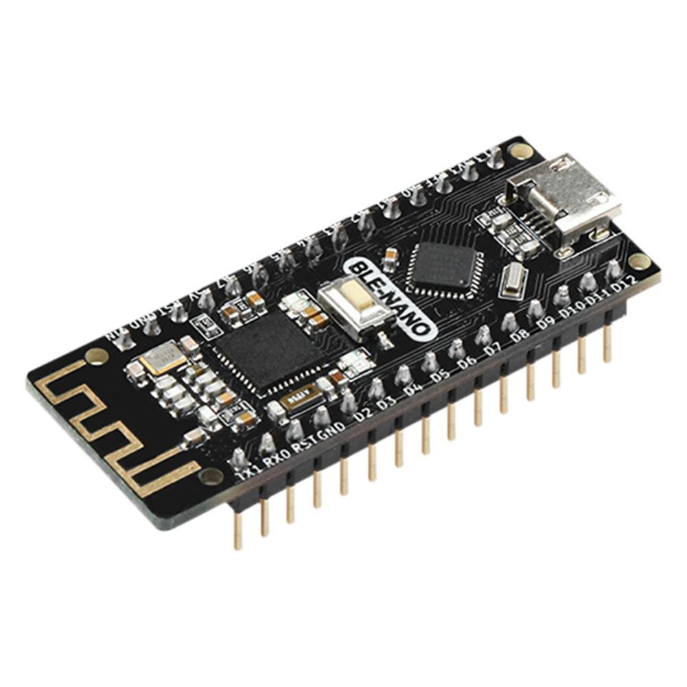 For BLE Bluetooth 4.0+ NANO-V3.0BLE-Nano Motherboard For BLE-NANO For Arduino NANO-V3.0 For UNO Arduino NANO-V3.0 Ble-Nano Integ