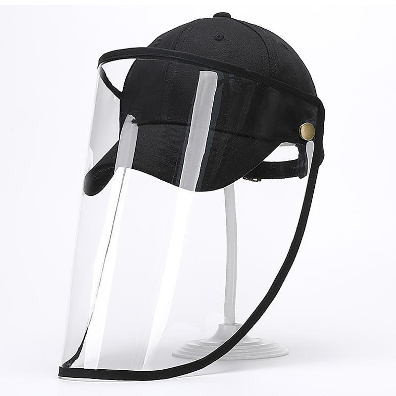 Gorra protectora de Corea para mujer, gorro de pescador Antivirus a prueba de gotitas, gorra de béisbol aislante a prueba de Saliva