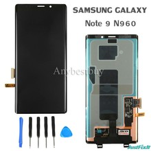 "Per Samsung Galaxy Note 9 N960 N960F N960D N960DS Difetto Display Lcd Touch Screen Digitizer Assembly 6.4 ""Note9 Originale(China)"