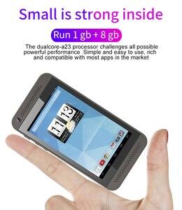 Image 5 - 4.3 インチミニmp3 プレーヤーマルチタッチ容量性スクリーン、デュアルコア 512 ram + 8 グラムrom andorid 4.4 wifiデュアルカメラMP3 サポートtfカード