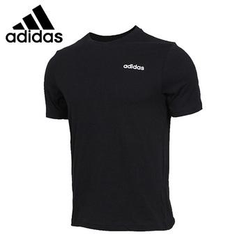 Oryginalny nowy nabytek Adidas E PLN TEE męskie koszulki z krótkim rękawem odzież sportowa tanie i dobre opinie summer COTTON Pasuje prawda na wymiar weź swój normalny rozmiar