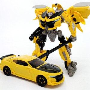 Image 5 - BMB weijiang كبيرة الحجم التحول الاطفال اللعب سبيكة H6001 3 SS أنيمي سيارة روبوت ديناصور نموذج عمل الشكل الكبار بوي لعبة هدية