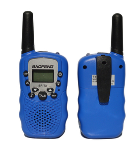 Image 3 - 2pcs/set childrens walkie talkie kids radio mini toys baofeng BF T3 for children kid birthday gift BFT3 Christmas gifts BF T3