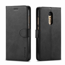 Case For Xiaomi Redmi Note 4 X 4X Cover Case Flip Leather Wallet Soft