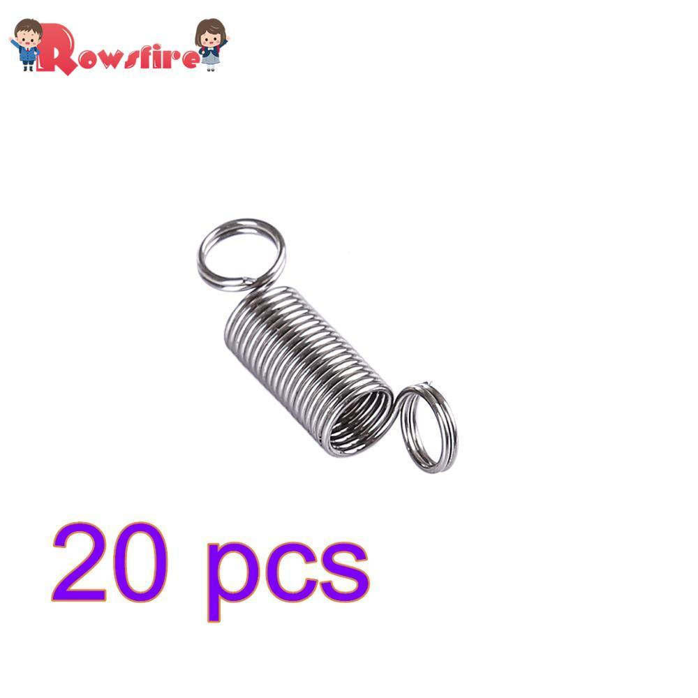 Wholesale 5/10/20 Pcs Water Gel Blaster Stainless Steel Reset Spring For JM 9 Gearbox Modification Upgrade Hot Sale