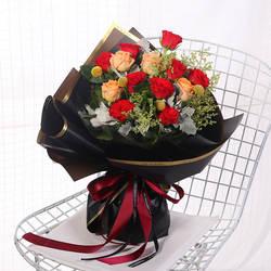 Новые продукты корейский стиль упаковочные бумаги корейский su zhi яростно любовь противотуманной поверхности водонепроницаемый OPP Цветок