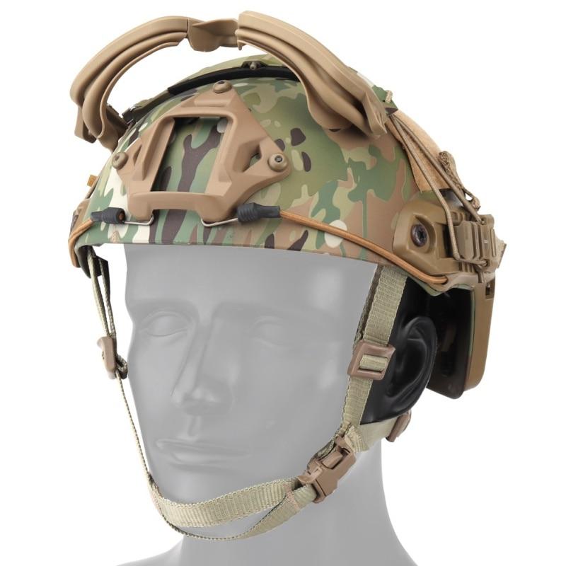 Страйкбольные охотничьи очки, очки для стрельбы, ветрозащитные очки Wargame, шлем, очки для пейнтбола, защитные очки для глаз - 4