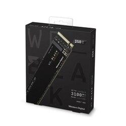 WD PCIE NVMe 2280 M. 2 SSD M2 NVMe M.2 1 ТБ 500GB 250GB Внутренний твердотельный накопитель 1 ТБ SSD 22*80mm Nvme m. 2 для ноутбука