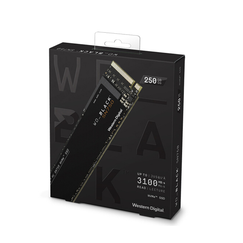 WD PCIE <font><b>NVMe</b></font> 2280 M.2 <font><b>SSD</b></font> <font><b>M2</b></font> <font><b>NVMe</b></font> M.2 1TB <font><b>500GB</b></font> 250GB Internal Solid State Drive 1TB <font><b>SSD</b></font> 22*80mm <font><b>Nvme</b></font> m . 2 for Laptop Notebook image