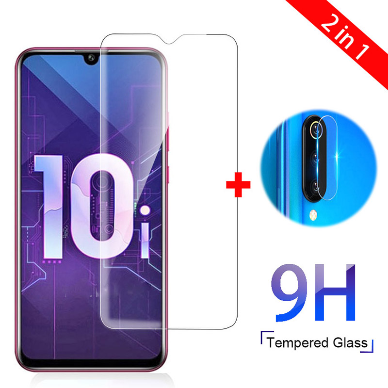 For Huawei Honor 10i Tempered Glass Camera Lens Film Hauwei Honor10i Screen Protector On Honor 10i Honor10 I Protective Glass