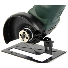 Bracket-Stand-Holder Angle-Grinder Shield-Cover Wheel-Guard-Cutting-Machine-Tool Support-Base