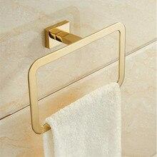 Tuqiu Gold Towel Ranger,Towel Holder,Towel Rack, Paper Holder,Towel Ring Towel Bar,Towel Bar,Robe Hook Bathroom Accessory set