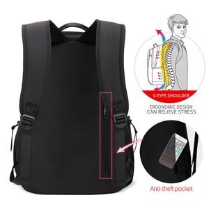 Image 5 - 영웅 기사 남자 패션 배낭 15.6 인치 노트북 배낭 남자 방수 여행 야외 배낭 학교 십대 Mochila 가방