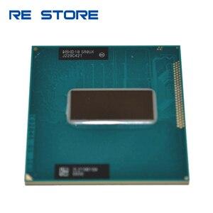 Image 1 - Процессор Intel i7 3630QM SR0UX PGA, 2,4 ГГц, четырехъядерный, 6 Мб кэш памяти, TDP 45 Вт, 22 нм, гнездо для процессора G2, HM76, HM77, процессор для ноутбука, процессор