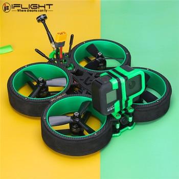 Nuevo, superventas, Hornet verde iFlight, 3 pulgadas, Dron de carreras con visión en primera persona, Quadcopter multirrotor o multicóptero succy-e Mini F4 Caddx EOS2