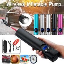 6000mAh 150PSI samochodów nadmuchiwane pompy powietrza interfejs USB bezprzewodowy sprężarki powietrza samochodów minirower pumpTyre Inflator motocykl opon