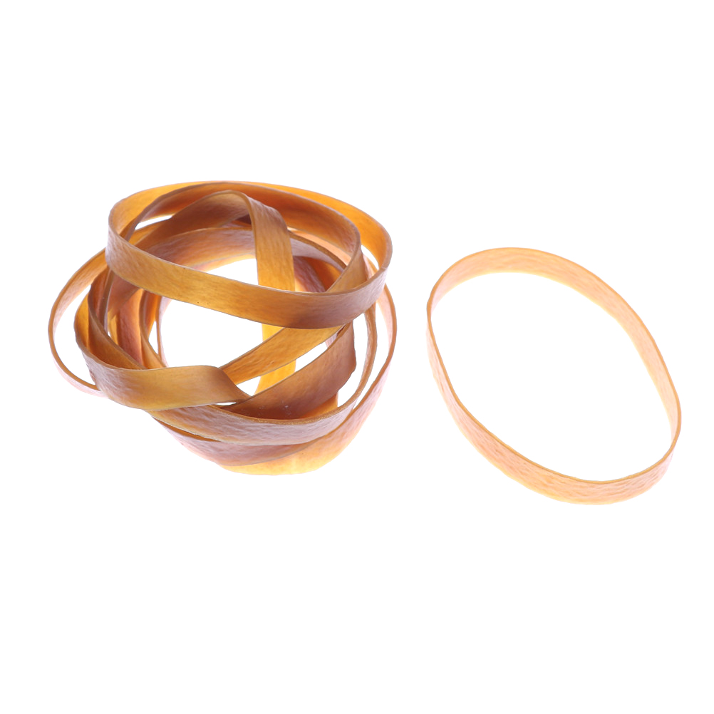 10Pieces RC Model Rubber Band Elastic Rring For Fixing Airplane Wing Battery Toy Accessories/technology Model Parts