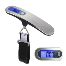 Hook Hanging-Hook-Scale Scale-Weight-Balance Lcd-Luggage-Scale Electronic Mini Portable