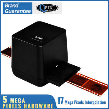 High Resolution Film Scanner Scanning And Capture 17.9 Mega Pixels 135 Slide and Film Converter 35mm Negative Film Scanner - DISCOUNT ITEM  16% OFF All Category
