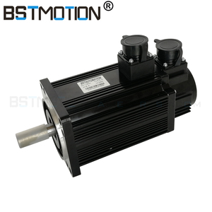 Image 2 - 600W 800W 1.2KW 1.5KW 1.8KW 110ST AC Servo Motor with Servo Driver+ 3 Meter Encoder Cable for CNC router milling spindle motor