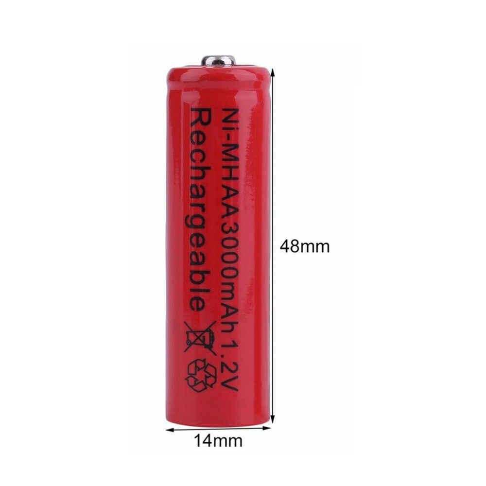 GTF AA 3000mAh 1,2 V batterie Ni-Mh akku für Spielzeug fernbedienung Akkus AA 1,2 v 3000mah batterien