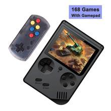 Для vip клиентов 400/500/168 игр, 3 дюймовый TFT цветной экран, портативная Ретро игровая консоль, видеоигра, геймпад